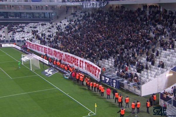ultramarins supporters virage sud