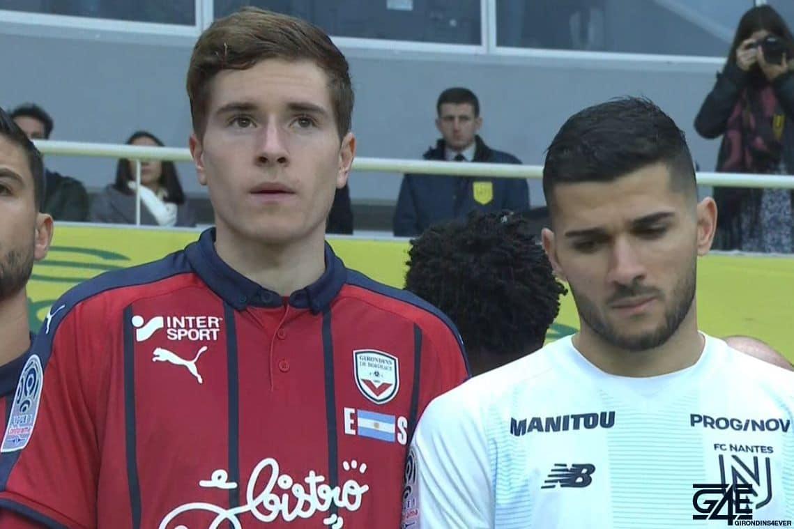 L1 : le FC Nantes diminué face aux Girondins