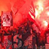 ultras, ultramarines, supporters, virage sud, fumigenes