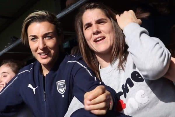 Charlotte Bilbault et Claire Lavogez