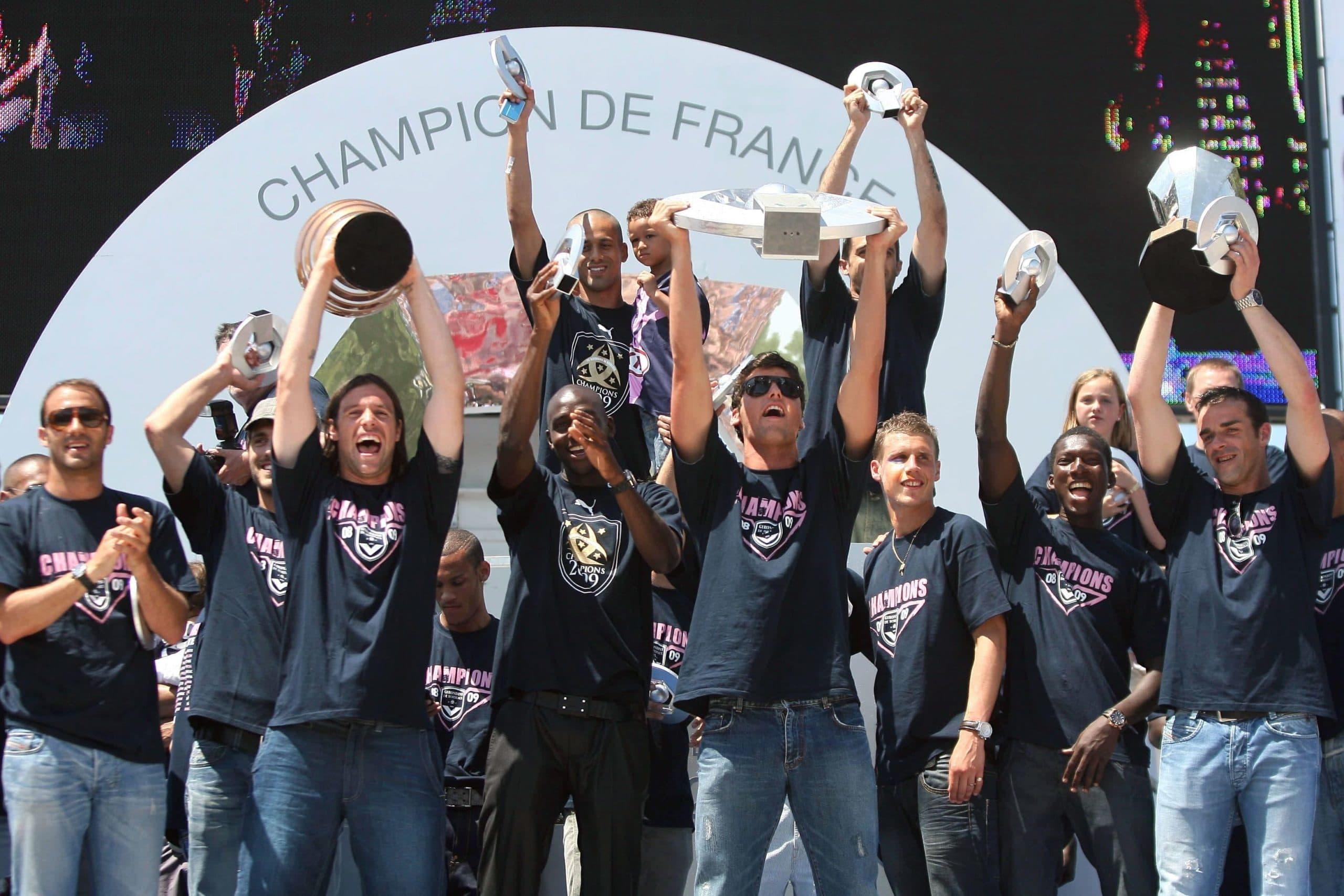 Titre Champions 2008-2009
