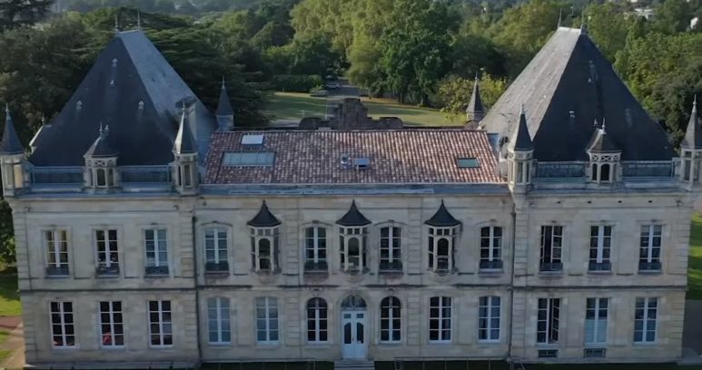chateau haillan